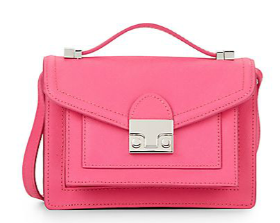Mini Rider Leather Convertible Bag - SaksOff5th
