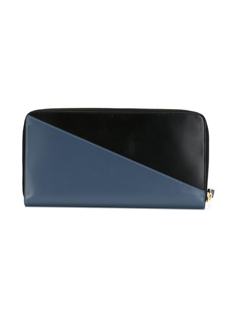Marni Two-tone Continental Wallet