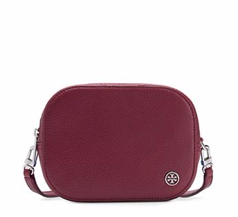 ROBINSON PEBBLED COLOR-BLOCK DOUBLE-ZIP CROSS-BODY