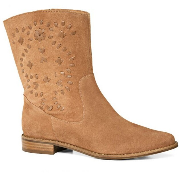 Kaitlin Suede Boot | Boots & Booties | Jack Rogers - Jack Rogers USA