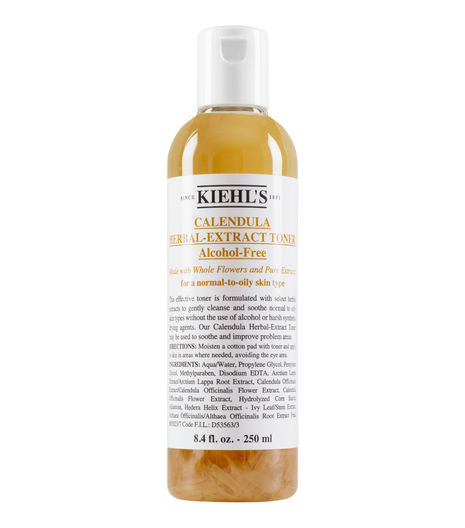 Calendula Herbal Extract Alcohol Free Toner, Skincare and Body Formulations - Kiehl's Since 1851