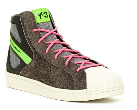 Y-3 | Smooth Model High Top Sneaker | HauteLook