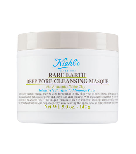 Rare Earth Pore Cleansing Masque luxury variant by Kiehl's Since 1851