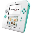 Nintendo 2DS with Mario Kart 7 - Sea Green