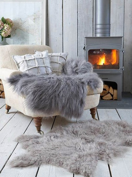 66% Off + Extra 10% OffROYAL DREAM LARGE SHEEPSKIN RUG