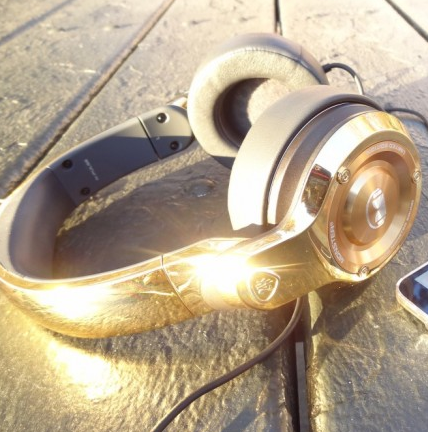 24K Over-Ear Headphones by Monster