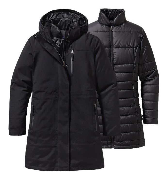 Patagonia Women's Stormdrift 3-in-1 Parka