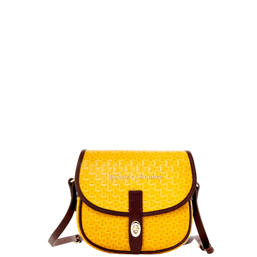 Claremont Woven Field Bag
