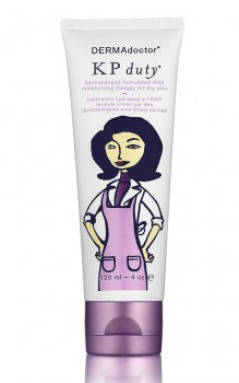 KP Duty dermatologist formulated AHA moisturizing therapy for dry skin