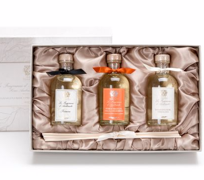 Antica Farmacista Collection of 3 Home Ambiance Diffusers
