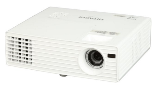 HITACHI CPDX250 2500 ANSI Lumens LCD Projector