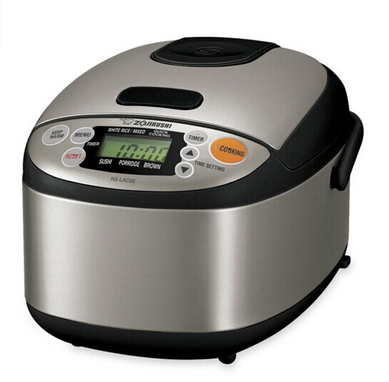 Micom 3-Cup Rice Cooker and Warmer by Zojirushi at Gilt