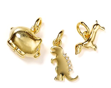 BAUBLEBAR Animal House Charms, Set of 3 | Bloomingdale's