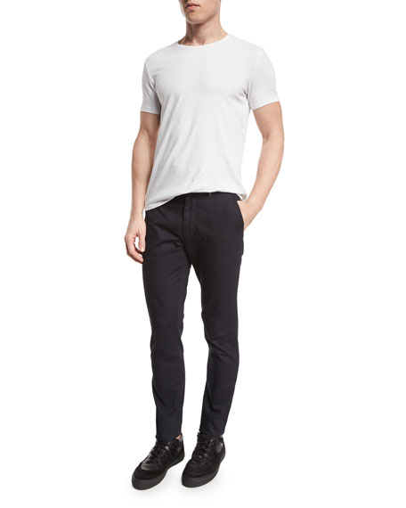 Opening Ceremony Thi Slim-Fit Trousers, Midnight Navy