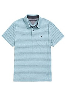 CUSTOM FIT LUXE COTTON POLO