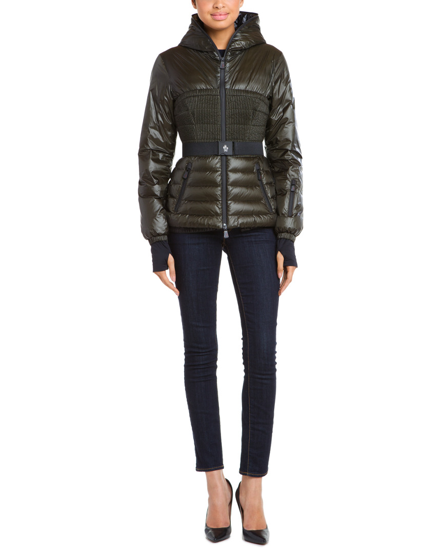 Moncler Cerilly Quilted Down Jacket