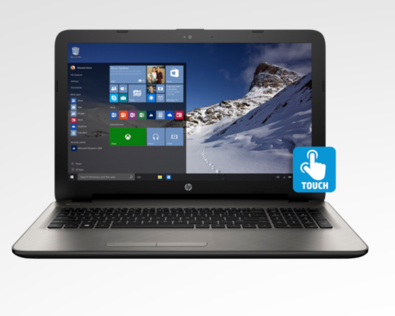 HP 15t Touch Laptop