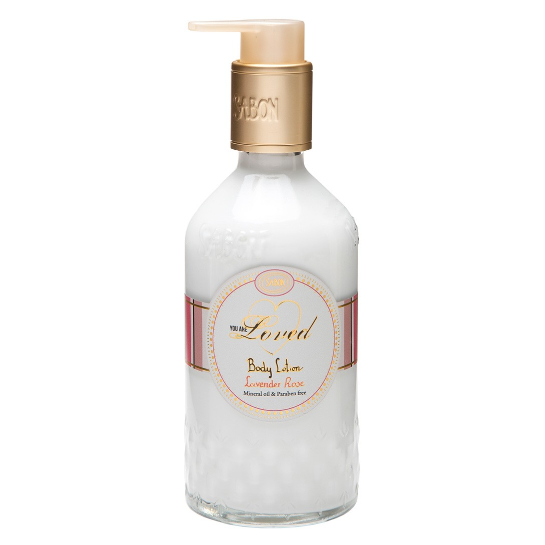 The Sabon ® Body Lotion is part of our