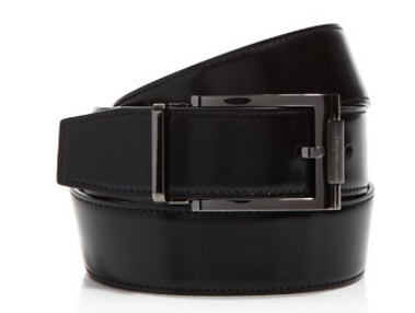 Salvatore Ferragamo Reversible Belt with Square Buckle