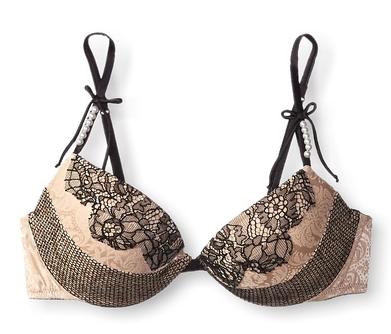 La Perla Women's Brocade Push-Up Bra