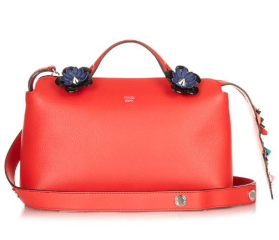 By The Way small flower-appliqué cross-body bag | Fendi | MATCHESFASHION.COM US