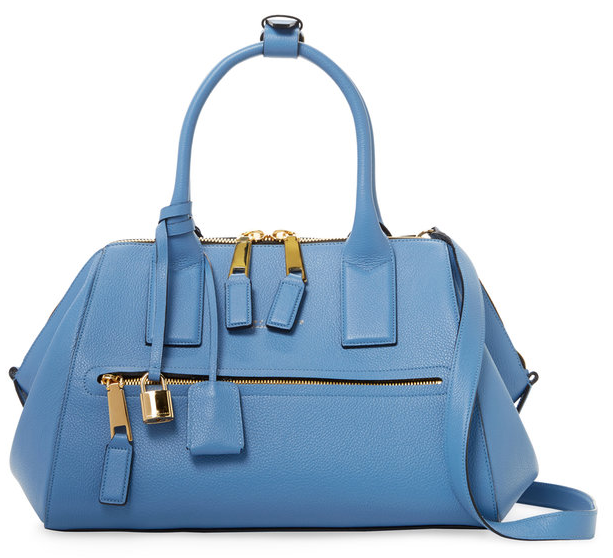 Marc Jacobs Collection Incognito Leather Small Satchel