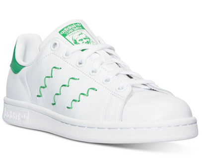 adidas Women's Stan Smith Squiggly Casual Sneakers from Finish Line