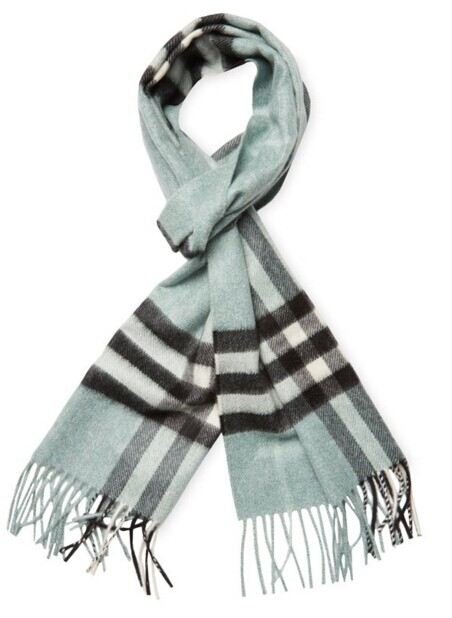 Cashmere Printed Fringed Scarf, 74