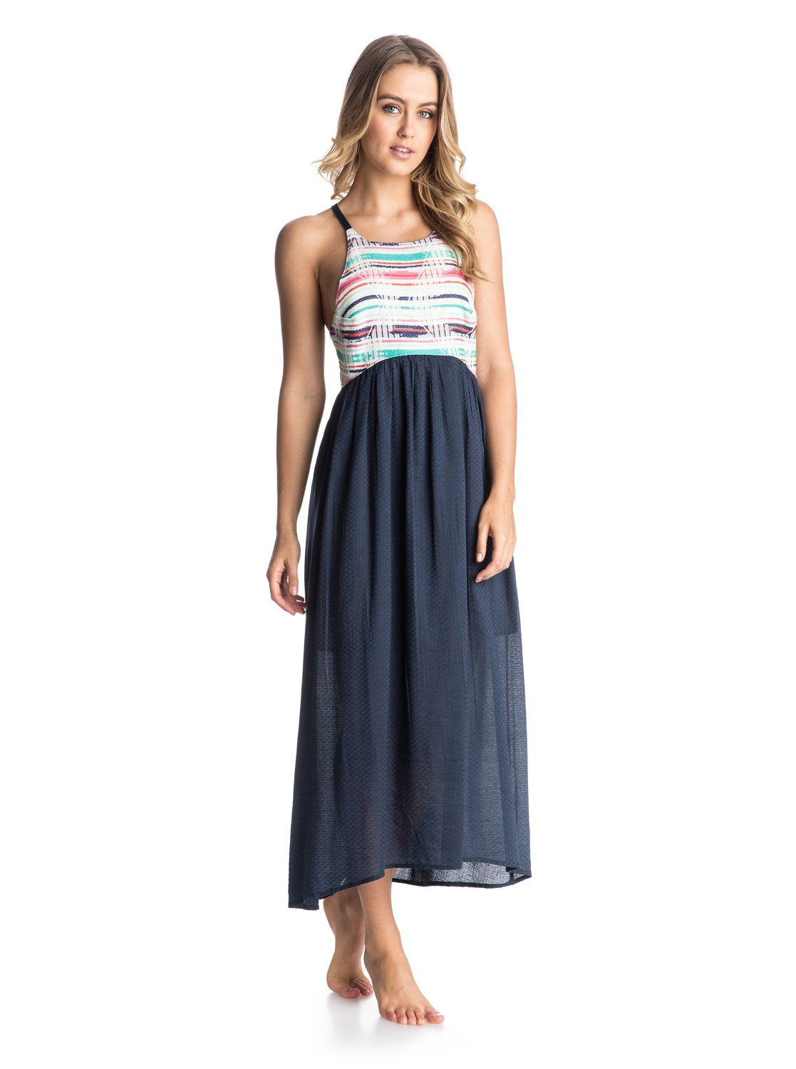 All Washed Out Dress 888256794146 | Roxy
