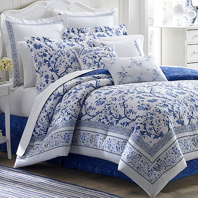 Laura Ashley Charlotte Comforter