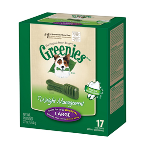 Greenies Lite Large Dog Chew Treats | Pet Food Direct
