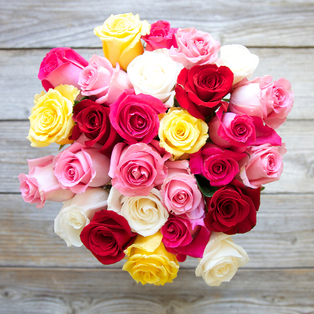 Mom's Favorite Roses! - The Bouqs Company