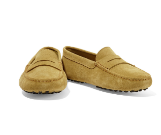 Suede loafers | Tod's | 50% off | US | THE OUTNET