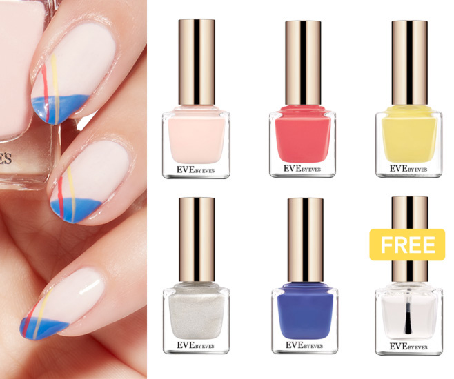Candy Crush Nail Lacquer Set