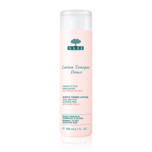 Toning Lotion Rose Petals, Facial Cleanser - NUXE