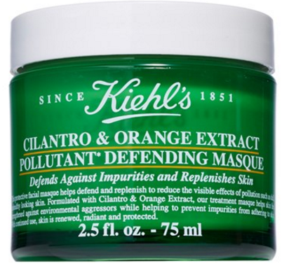 Kiehl's Since 1851 'Cilantro & Orange Extract' Pollutant Defending Masque