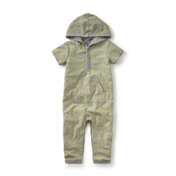 Galileo's Sky Hooded Romper