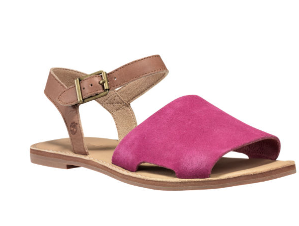 Timberland | Women's Sheafe Leather/Suede Sandals
