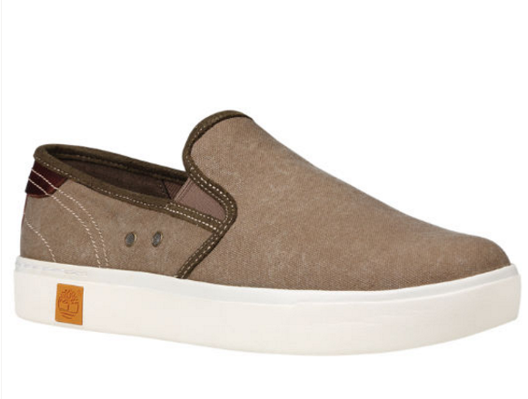 Timberland | Men's Amherst Canvas Slip-On Shoes