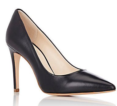 BARNEYS NEW YORK Pointed-Toe Pumps