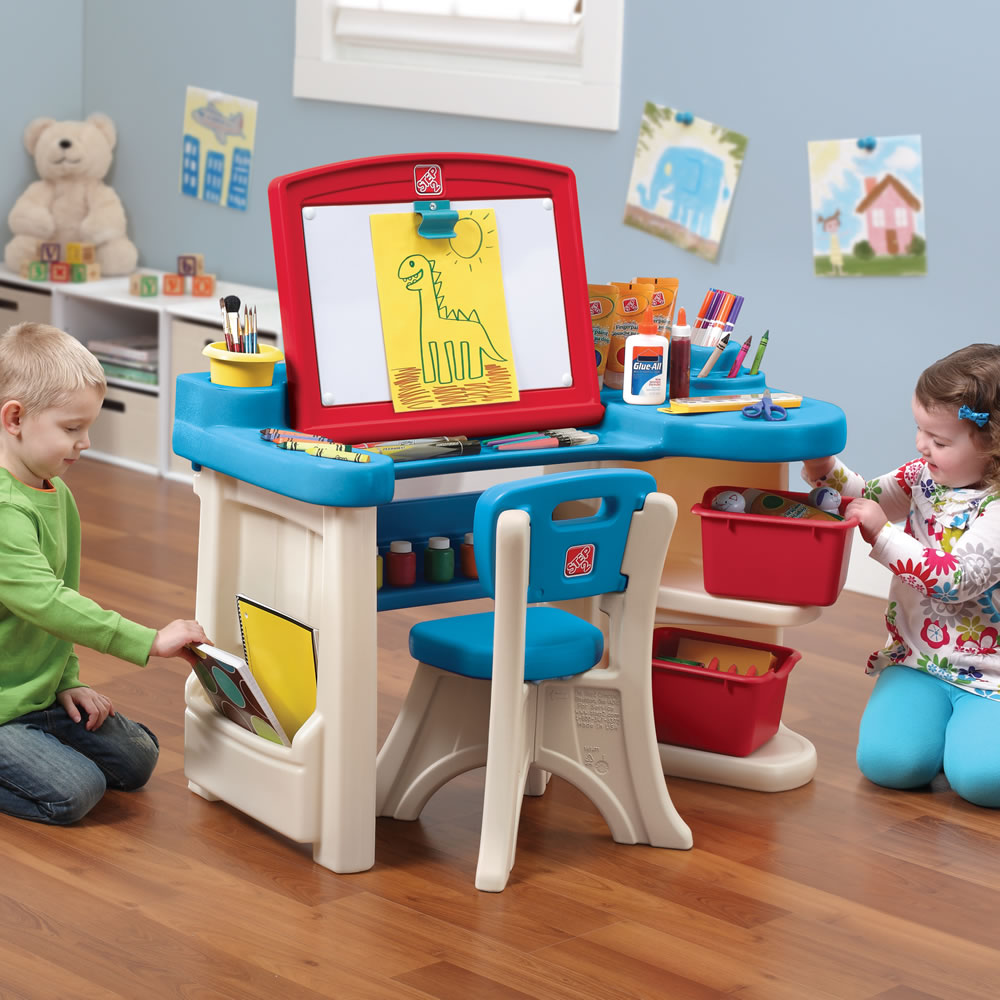 Studio Art Desk™ | Kids Art Desk | Step2