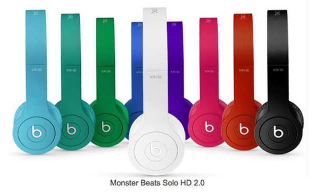 BEATS BY DRE Solo² 耳机