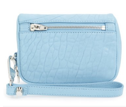 Alexander Wang 'Fumo' Leather Wristlet