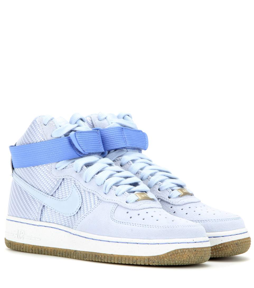 NIKE AIR FORCE 1 HI WOMEN'S SHOE