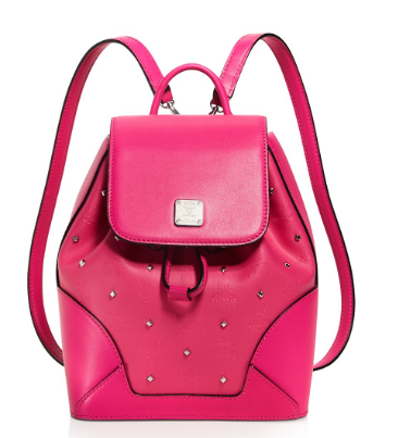 MCM Claudia Studded Backpack