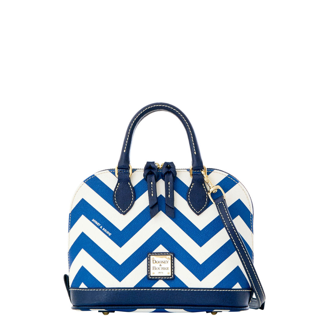 Dooney & Bourke Chevron Bitsy Bag