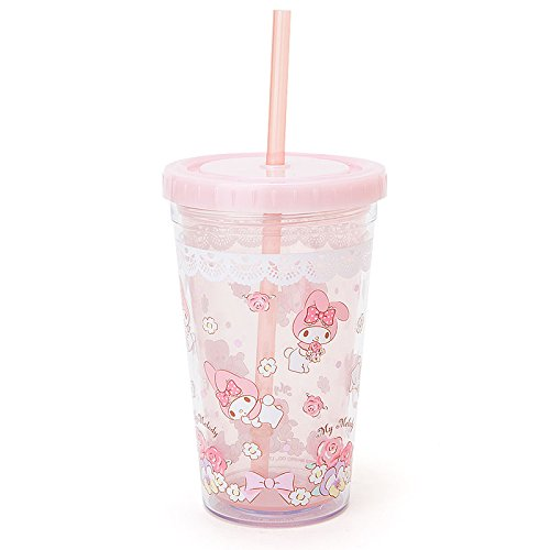 My Melody Tumblers with Straw