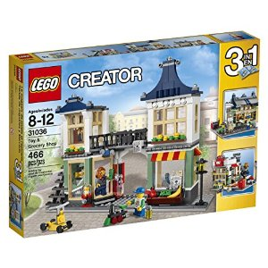 LEGO Creator Toy and Grocery Shop: Toys & Games