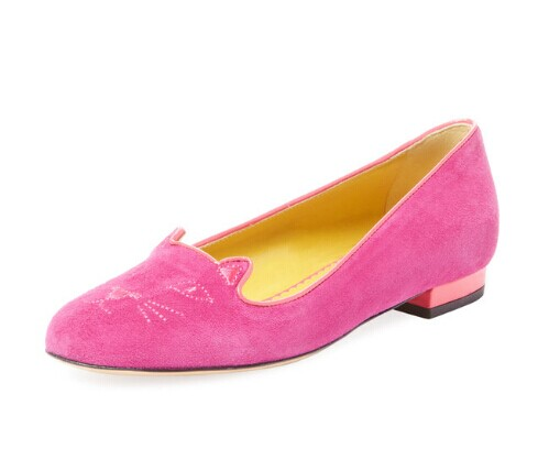 Kitty Loafer by Charlotte Olympia at Gilt