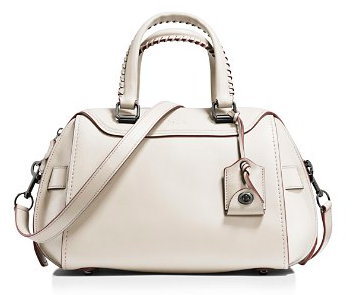 COACH Ace Satchel in Glove Tanned Leather | Bloomingdale's